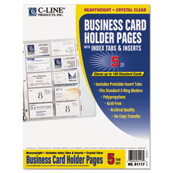 CLI61117 | C-LINE PRODUCTS, INC