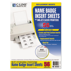 CLI92423 | C-LINE PRODUCTS, INC