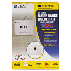 CLI95523 | C-LINE PRODUCTS, INC