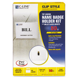 CLI95543 | C-LINE PRODUCTS, INC