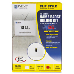 CLI95596 | C-LINE PRODUCTS, INC
