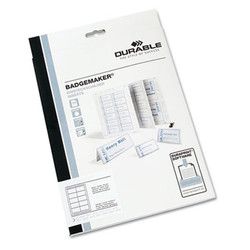 DBL145502 | DURABLE OFFICE PRODUCTS CORP