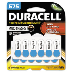 DURDA675B12ZMR0 | DURACELL PRODUCTS COMPANY