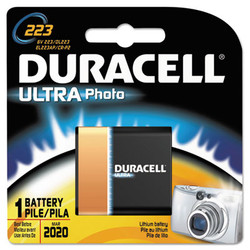DURDL223ABPK | DURACELL PRODUCTS COMPANY