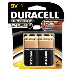 DURMN16RT4Z | DURACELL PRODUCTS COMPANY
