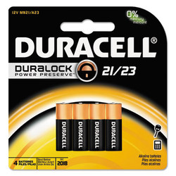 DURMN21B4PK | DURACELL PRODUCTS COMPANY