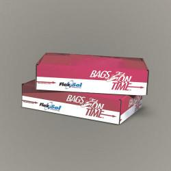 Flexsol Packaging Corp. | ESS HDH48CLR