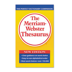 MER850 | Merriam Webster