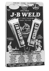 803-8265-S | J-B Weld Cold Weld Compounds