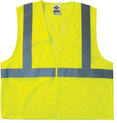 150-21025 | Ergodyne GloWear Economy Safety Vests
