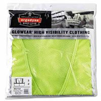 150-21057 | Ergodyne GloWear Economy Safety Vests
