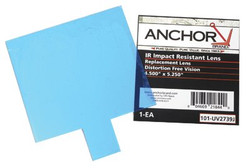 101-UV411M | Anchor Brand Cover Lens
