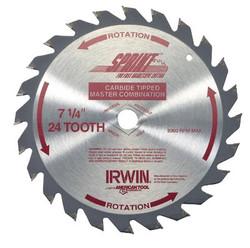 585-15120   Irwin Carbide-Tipped Circular Saw Blades