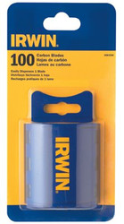 586-2083200 | Irwin Traditional Carbon Utility Blades