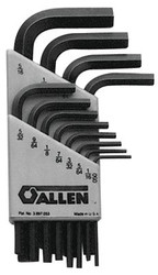 023-56080 | Allen Short Arm Hex Key Sets