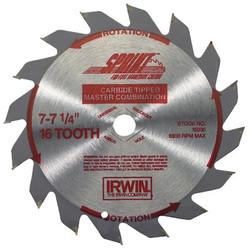 585-15070   Irwin Carbide-Tipped Circular Saw Blades