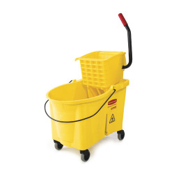 Rubbermaid Commercial Products | RCP 6186-88 YEL