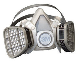 142-5101 | 5000 Series Half Facepiece Respirators