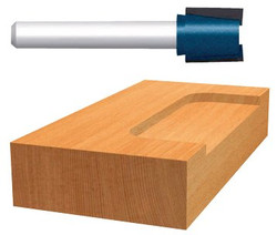 114-85249M | Bosch Power Tools Carbide-Tipped Hinge Mortising Router Bits