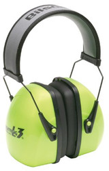 154-1013942 | Howard Leight by Honeywell Leightning Hi-Visibility Earmuffs