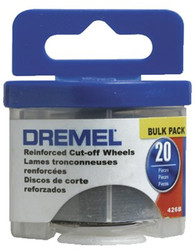 114-426B | Dremel Fiberglass Reinforced Cut-Off Wheels