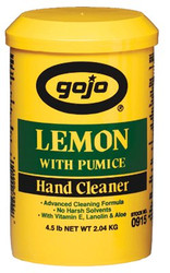 315-0915-06 | Gojo Lemon Pumice Hand Cleaners