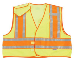 150-23395 | Ergodyne GloWear 8245PSV Public Safety Vests