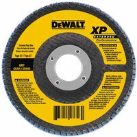 115-DW8358 | DeWalt High Performance Type 27 Flap Discs