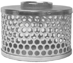 238-RHS35 | Dixon Valve Threaded Round Hole Strainers