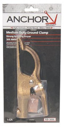 100-AB-GC500T | Anchor Brand Copper Alloy Ground Clamps