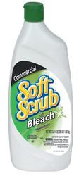 234-01602   Dial Soft Scrub Liquid Cleansers w/Bleach Disinfectant