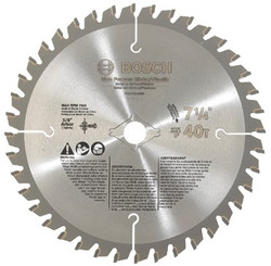 114-PRO72540NF | Bosch Power Tools Professional Series Metal Cutting Circular Saw Blades