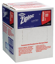 395-94601 | Diversey Ziploc Commercial Resealable Bags