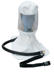 037-9910 | Allegro Tyvek Supplied Air Respirator Hoods