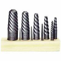 585-52490 | Irwin Hanson Spiral Flute Screw Extractors - 535/524 Series Sets