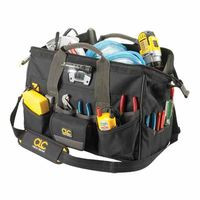 "201-L232 | CLC Custom Leather Craft 18"" Multi-Compartment Tool Bags"