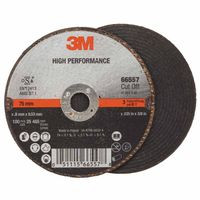 405-051115-66557 | 3M Abrasive Cut-off Wheel Abrasives