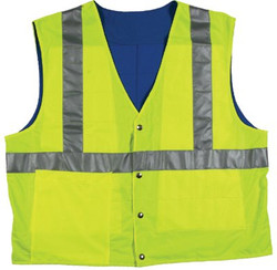 150-12557 | Ergodyne Chill-Its 6675 Class 2 Evaporative Cooling Vests