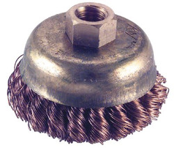 065-CB-30-KT | Ampco Safety Tools Knot Wire Cup Brushes