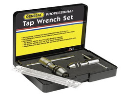 318-165   General Tools Ratcheting Tap Wrench Sets