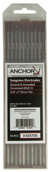 100-1/8X7ZG | Anchor Brand Zirconiated Ground Tungsten