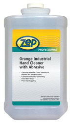 019-R05125 | Zep Professional Orange Industrial Hand Cleaner w/Abrasive