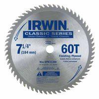 585-15530   Irwin Carbide-Tipped Circular Saw Blades