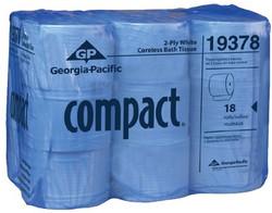 603-19378   Georgia-Pacific Compact Coreless High Capacity Bathroom Tissue