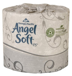 603-16880 | Georgia-Pacific Angel Soft ps 2-Ply Premium Embossed Bathroom Tissue