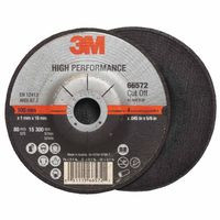 405-051115-66572 | 3M Abrasive Cut-off Wheel Abrasives