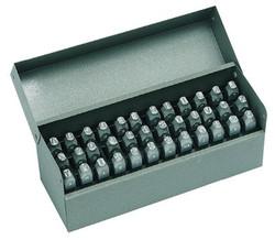 337-20627 | C.H. Hanson Standard Steel Hand Stamp Sets