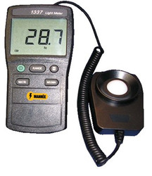 318-DLM1337 | General Tools Wide Range Digital Light Meters