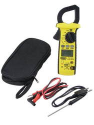 318-DAMP68 | General Tools Rugged HVAC True RMS Amp Clamp Meters