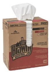 603-29221 | Georgia-Pacific Brawny Industrial Light-Duty Wipers